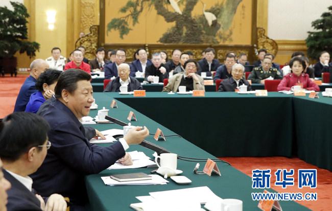 Na sastanku o kulturnom radu 2014. godine je Xi predložio starijim umjetnicima da malo izađu u šetnju ako su umorni od sastanka.
